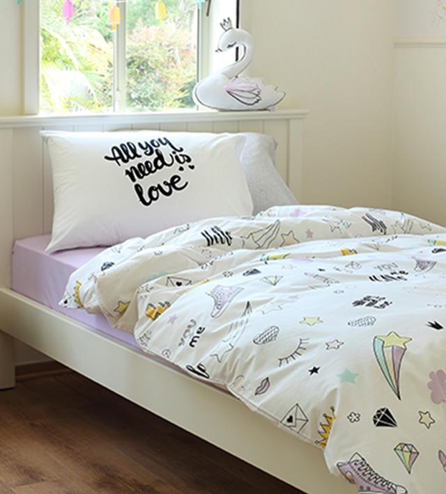 מיטה מוצעת כיתן