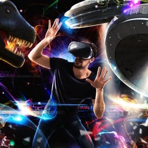 אסקייפלנד מציאות מדומה לאומי