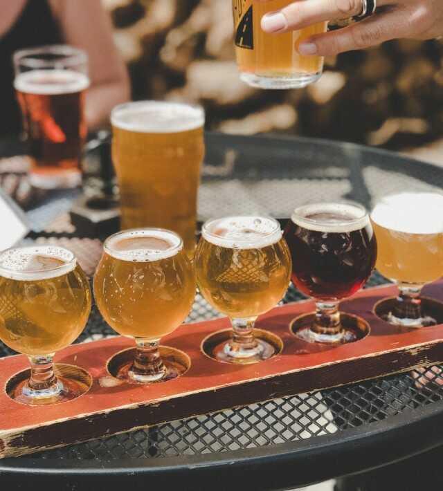 בועה סדנאות בירה