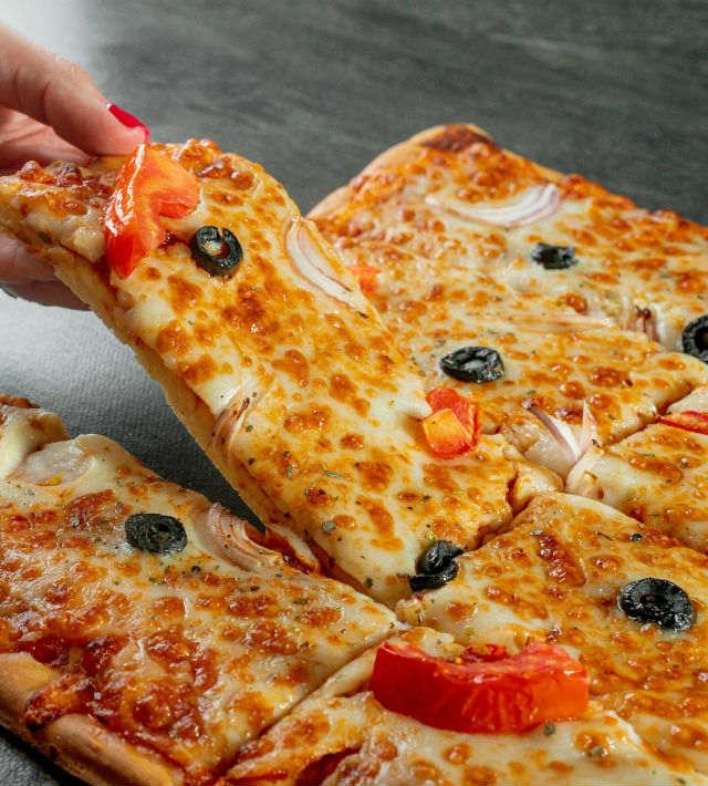 פיצה האט ללא גלוטן