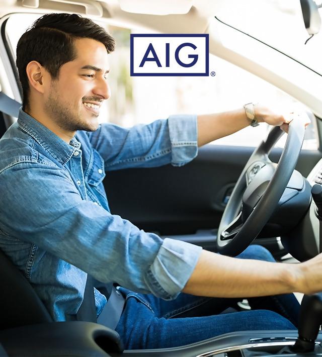 AIG ביטוח רכב